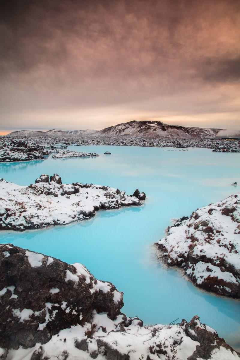 FEMFEM blue lagoon ijsland