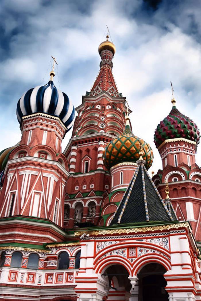 FEMFEM herfstvakantie rusland