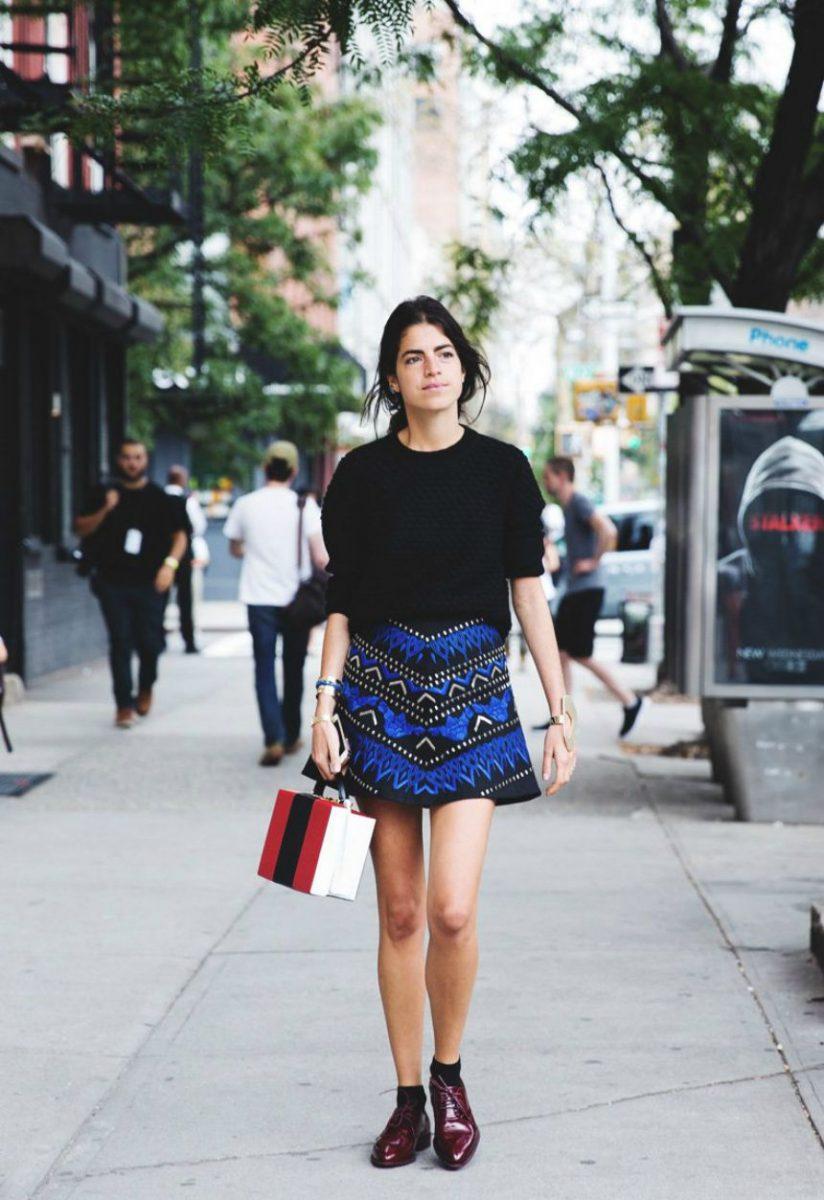 a line skirt FEMFEM