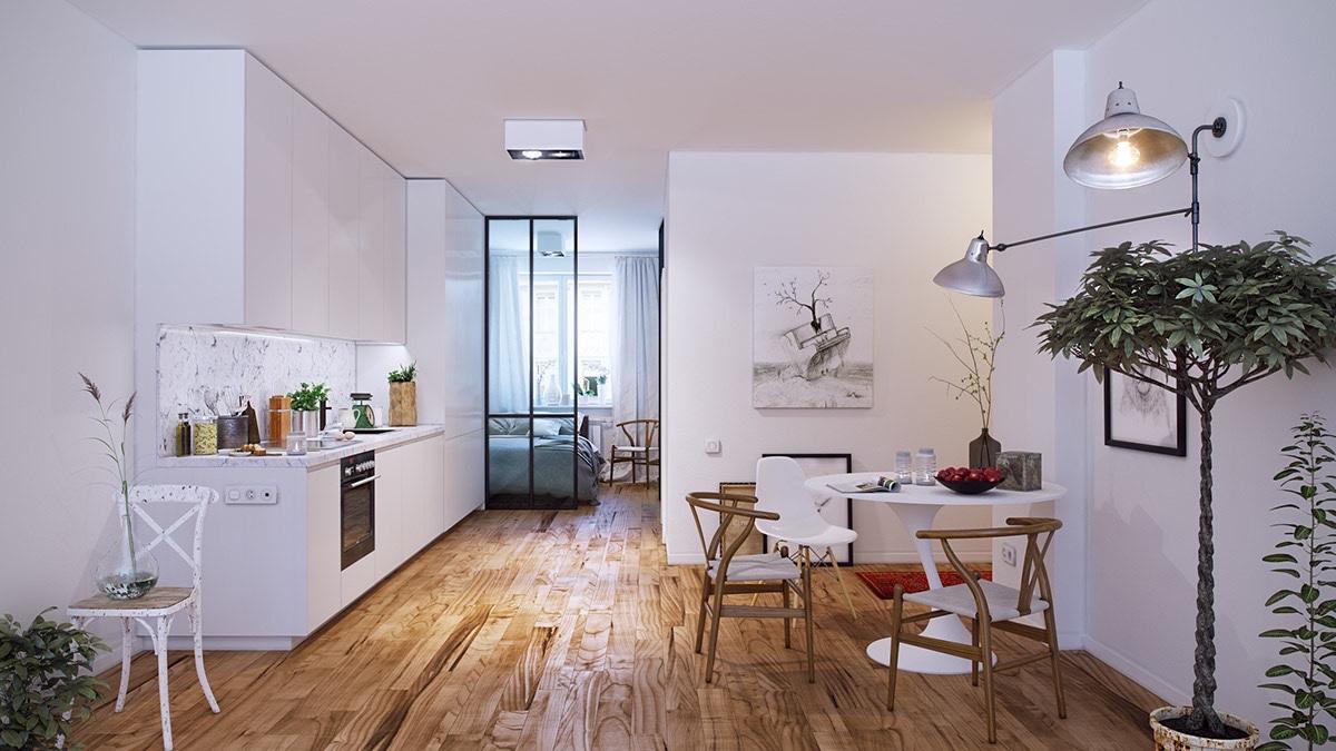 Witte Keuken Sfeer : 10x de allermooiste scandinavische keukens fem fem