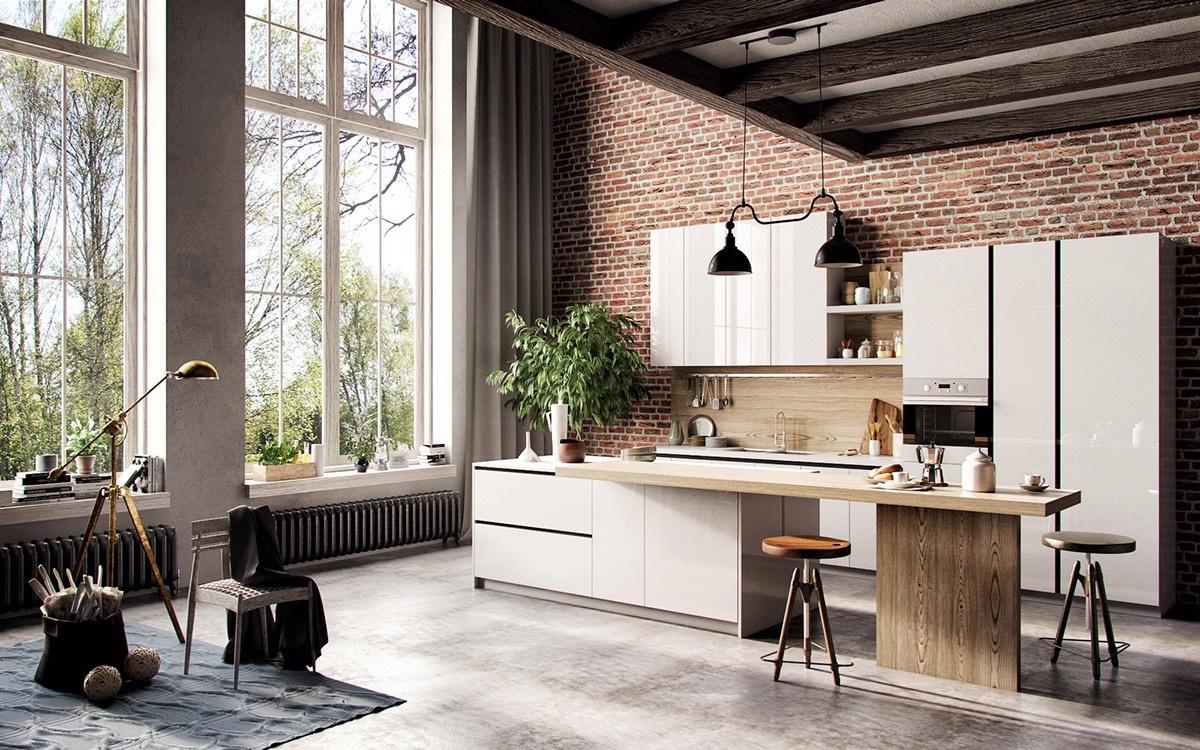 Zwart Scandinavisch Keuken : 10x de allermooiste scandinavische keukens fem fem