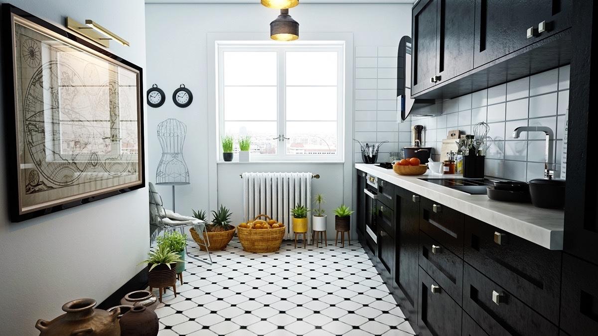 scandinavische-keukens-warm