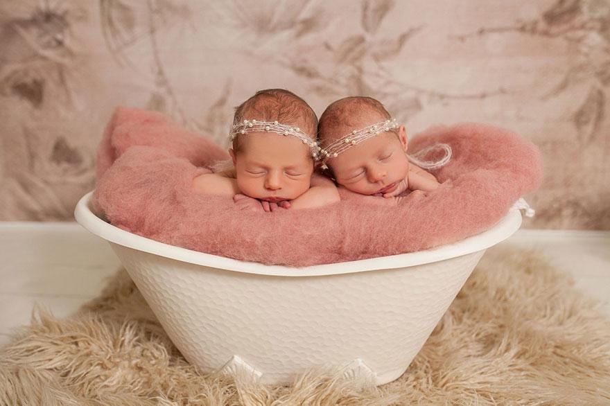 tweelingen-femfem-foto's
