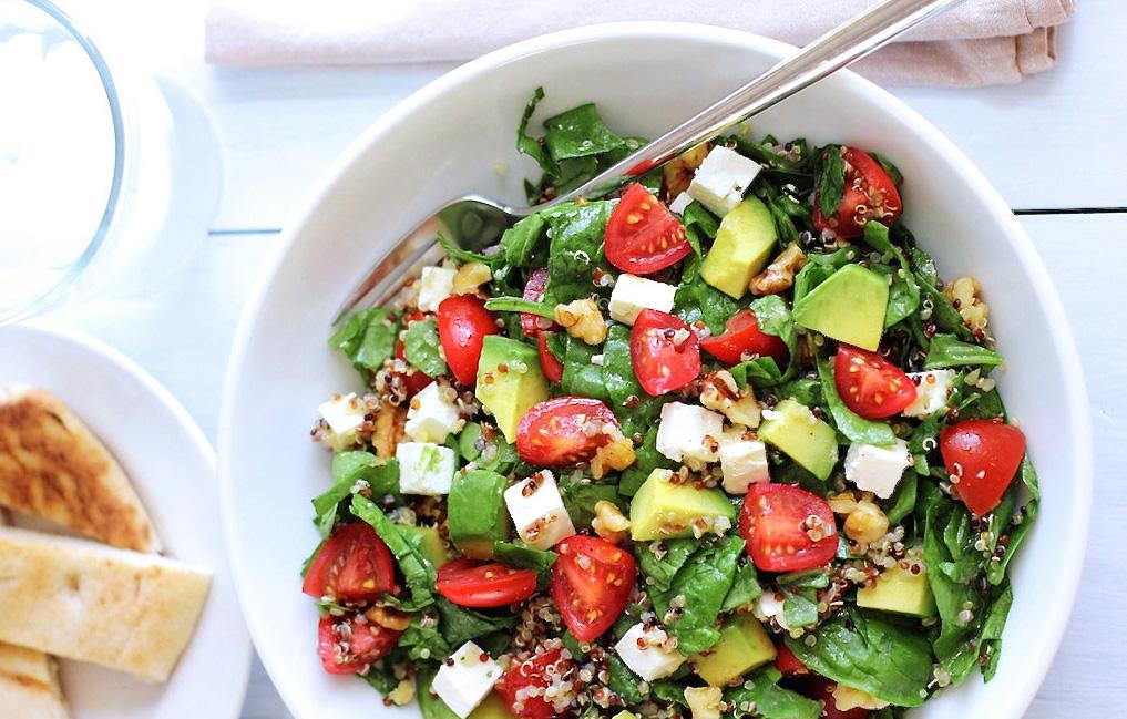 salade gerechten