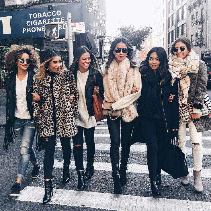 vriendinnengroep-types-femfem