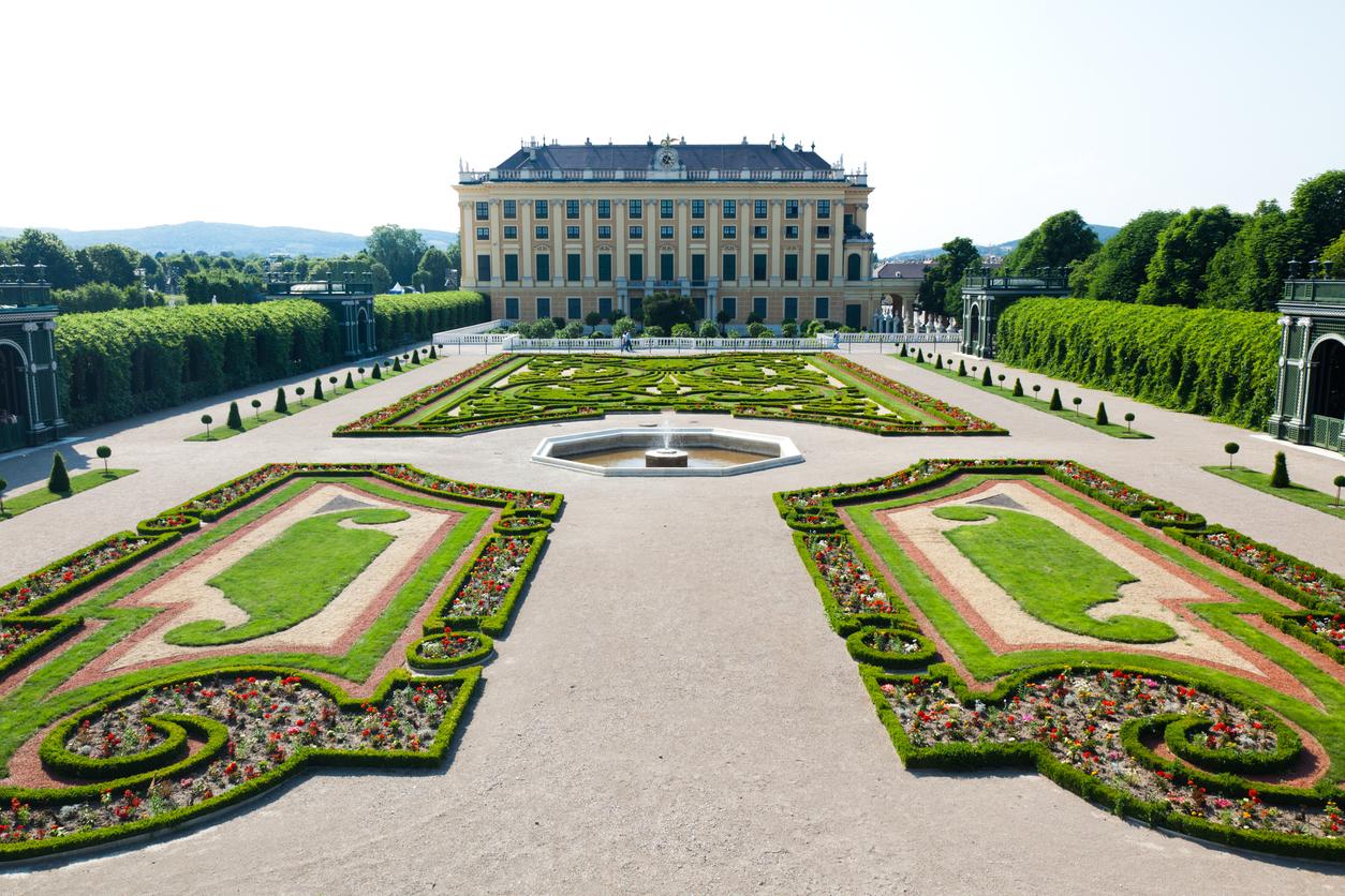 Palace and Gardens of Schonbrunn