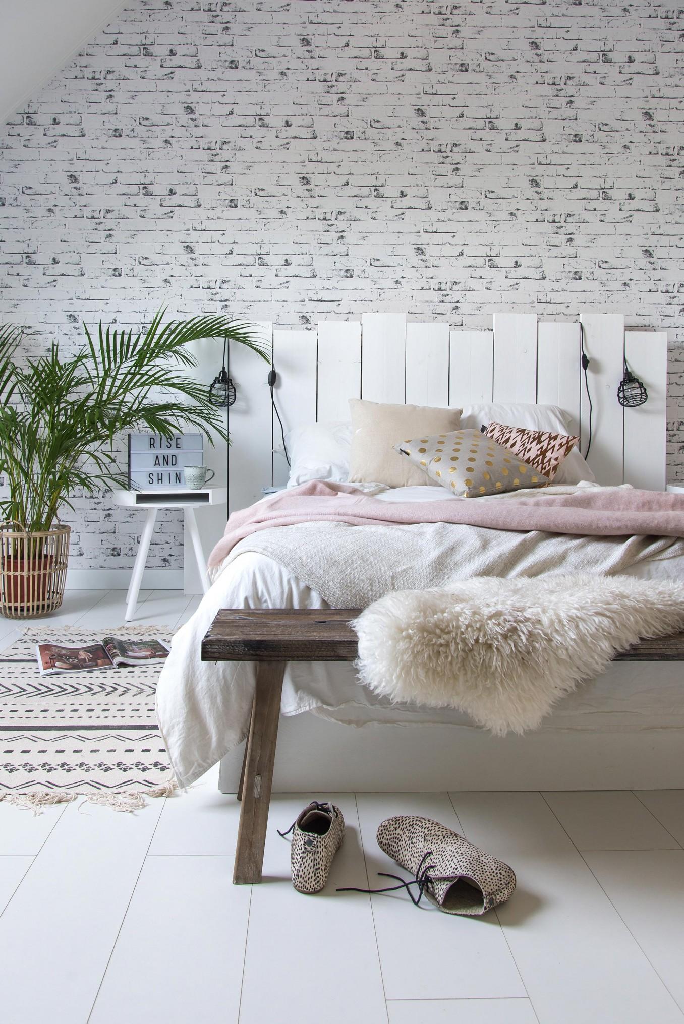Deze headboards voor achter je bed geven jouw slaapkamer een upgrade ...