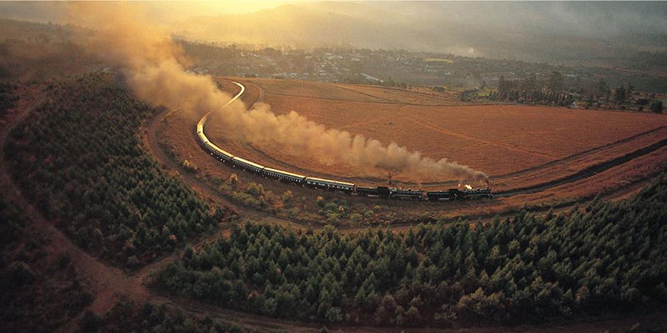 afrika-droomreis-trein