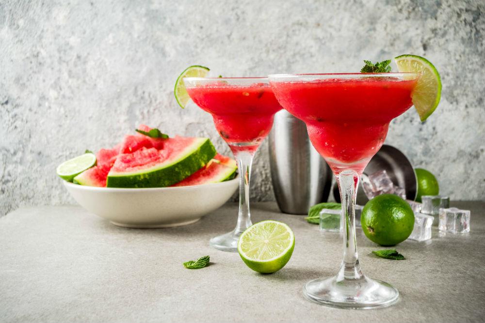 bevroren watermeloen FEM FEM