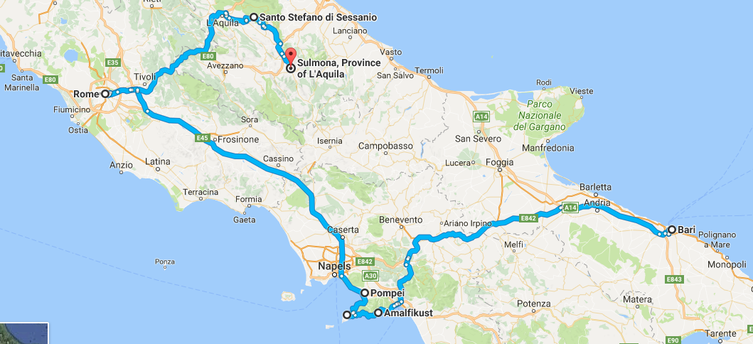 Italie-Roadtrip-map-FEMFEM