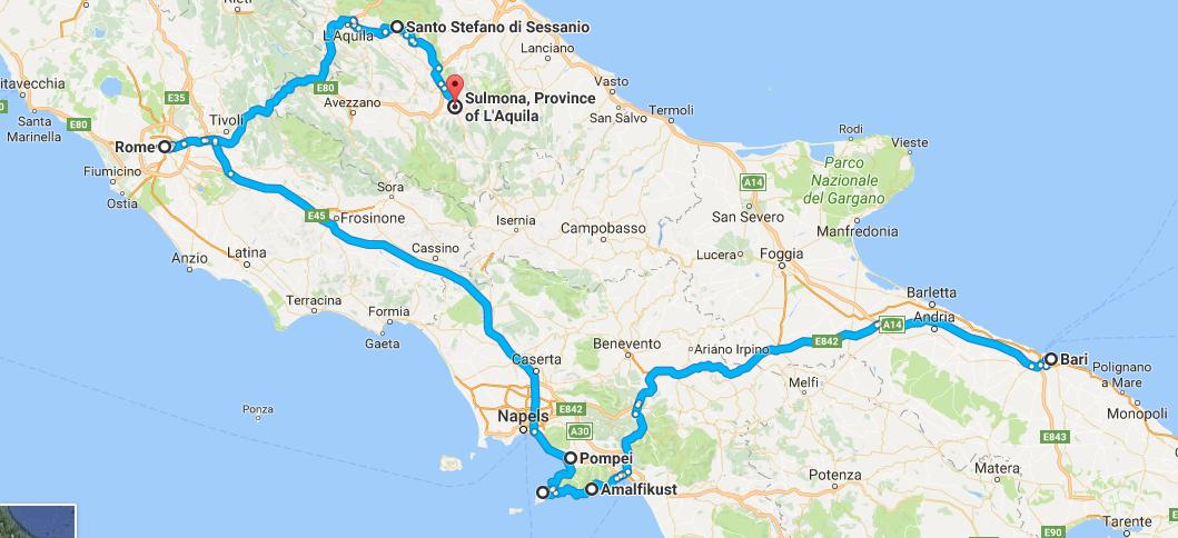 Italie-Roadtrip-map-FEMFEM