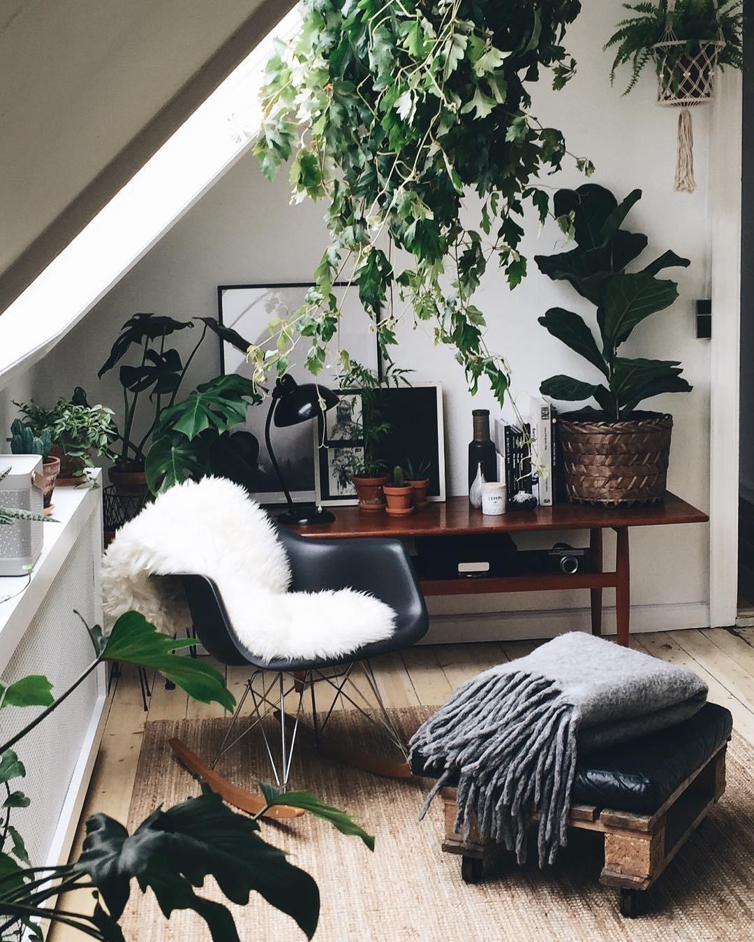 Van deze botanische interieurs gaat je hart sneller kloppen | FEM FEM