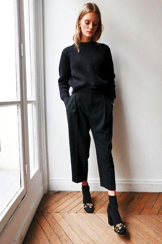 Welp Zo stijl je jouw garderobe zoals een Parisienne dat doet   FEM FEM CG-85