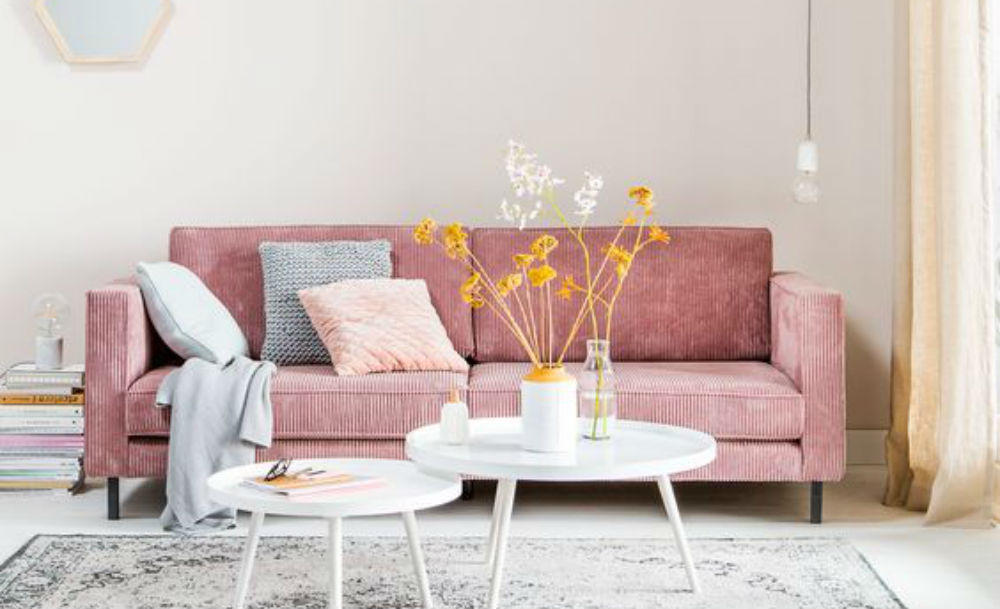 Inspiratie roze meubels maken je interieur compleet fem fem for Compleet interieur
