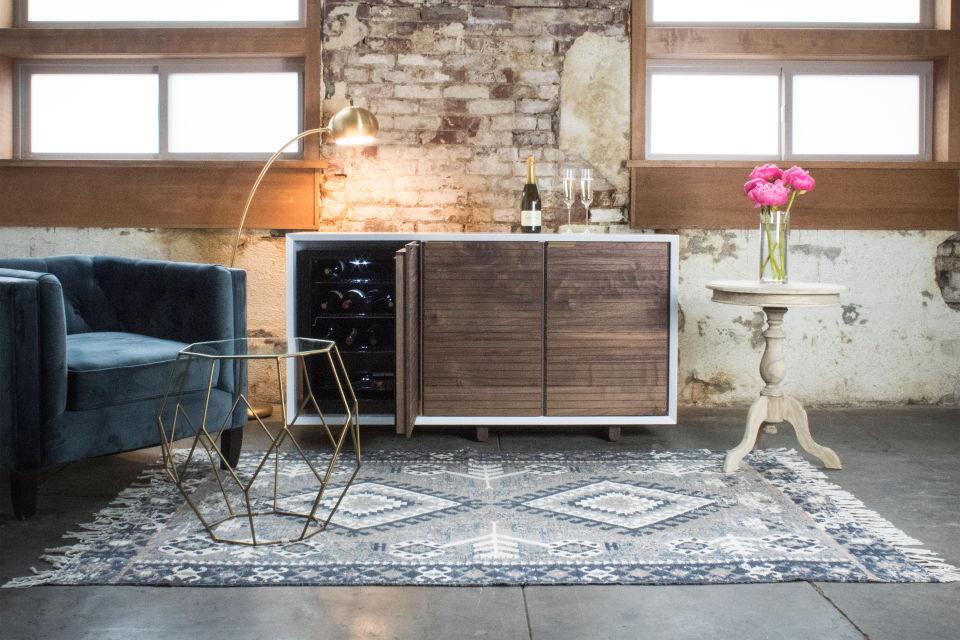 Deze design wijnkoelkast is een aanwinst voor je woonkamer | FEM FEM