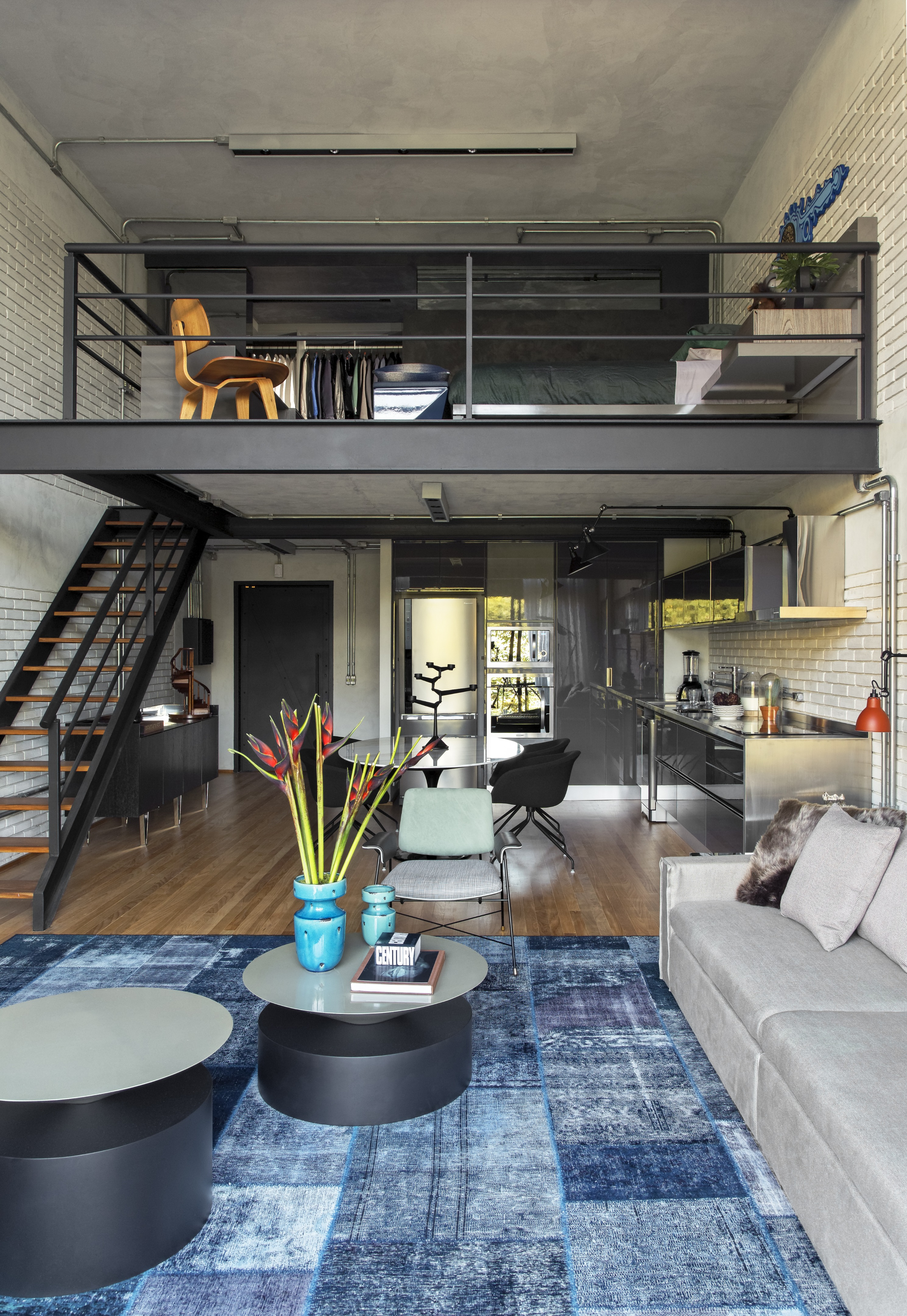 Life In The Loft House