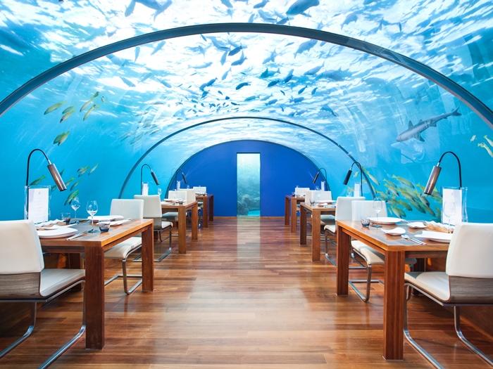 onderwater restaurant 2