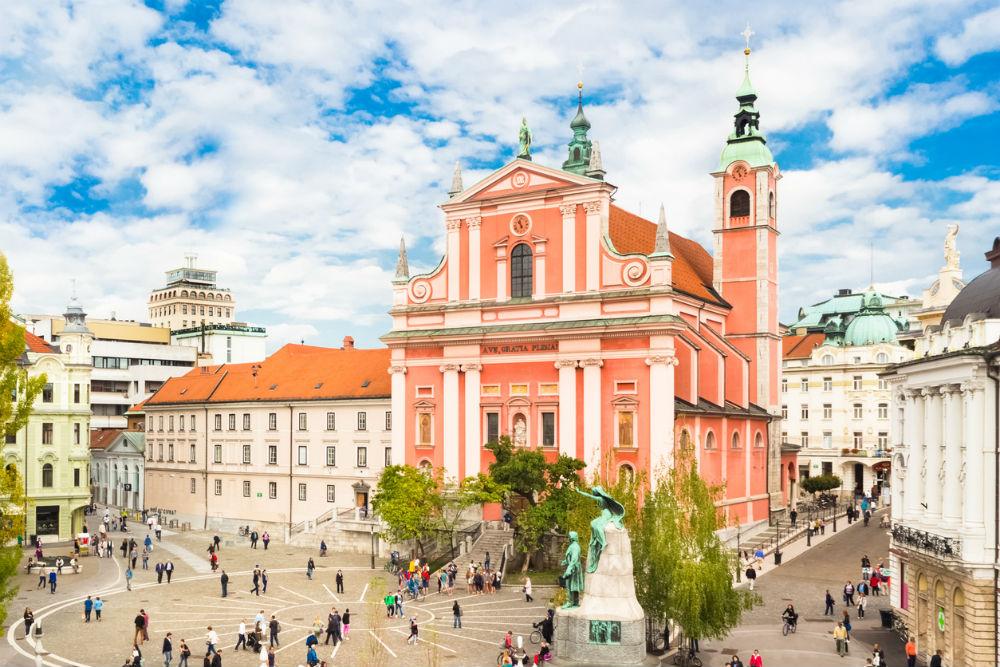 Ljubljana citytrip FEMFEM