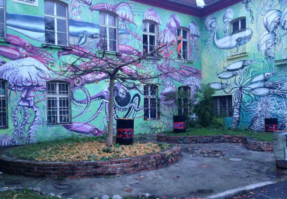 Ljubljana stedentrip FEMFEM
