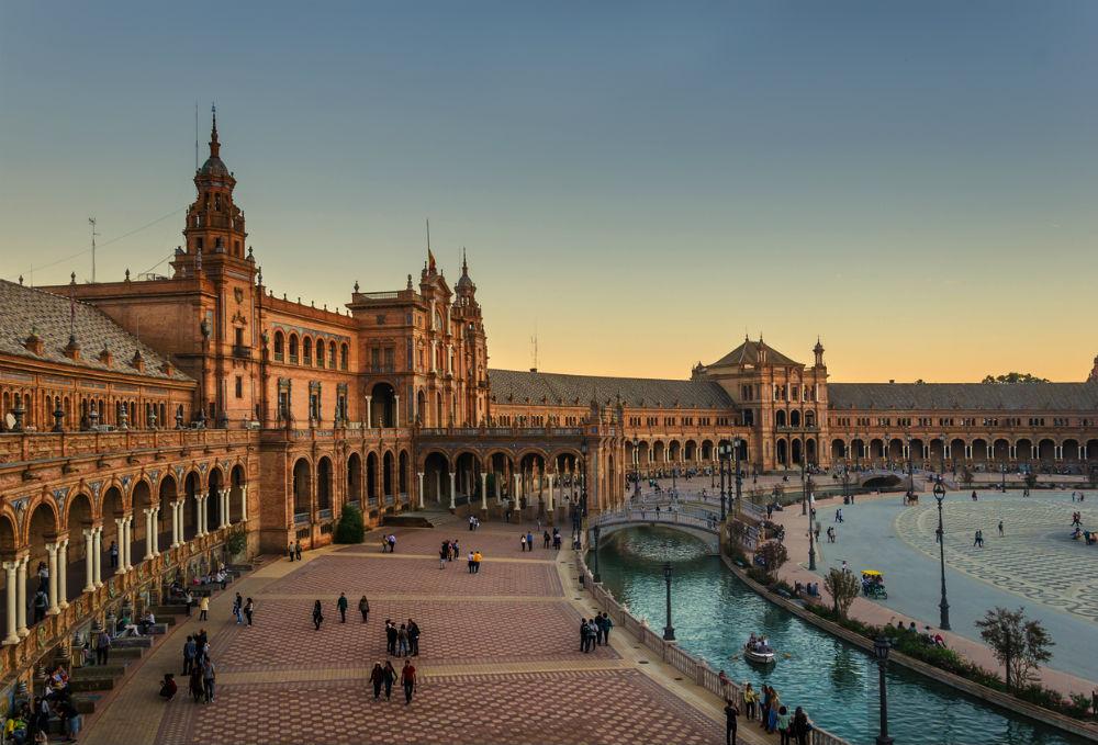 Sevilla citytrip fEMFEM