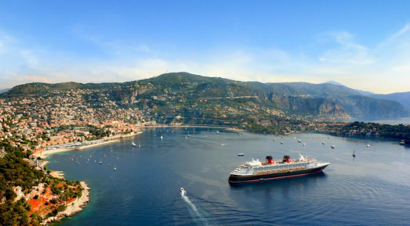 disney cruise schip