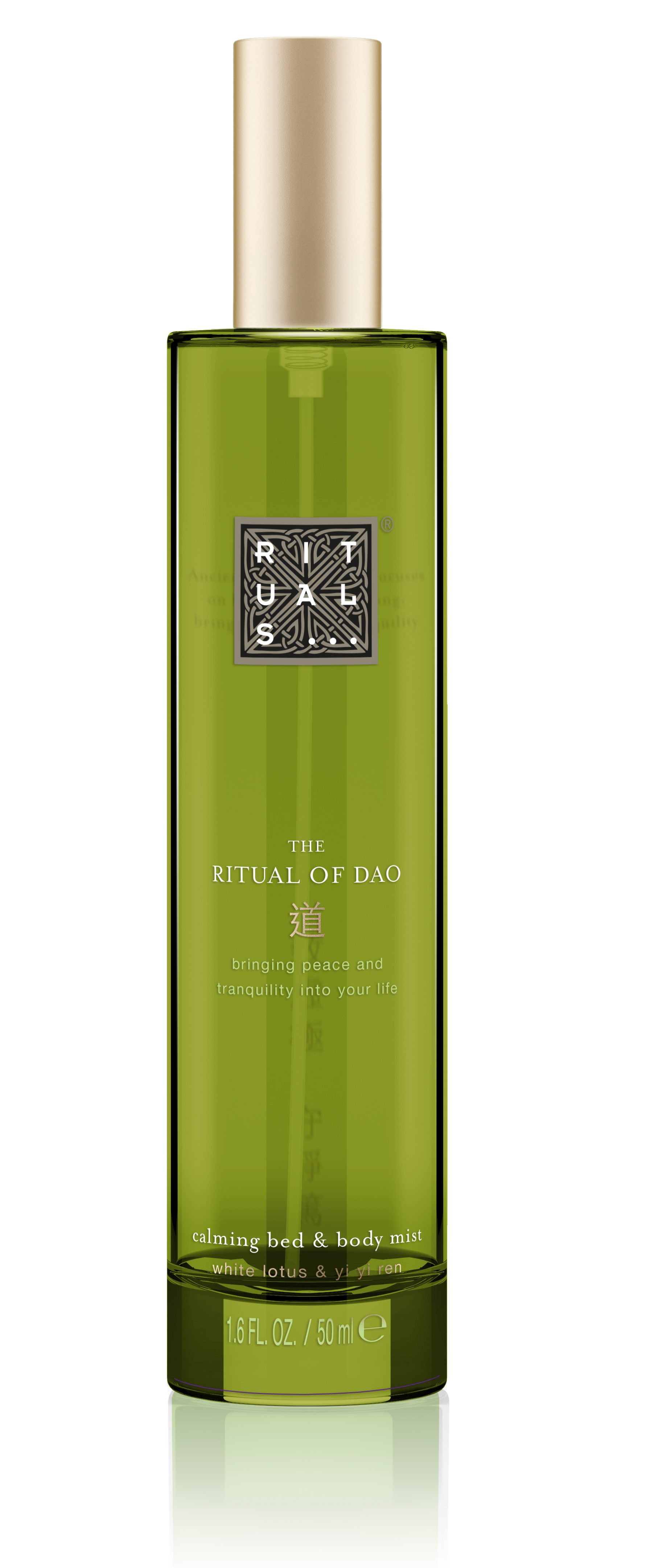 4552-014552 The Ritual of Dao Calming Bed & Body Mist PRO