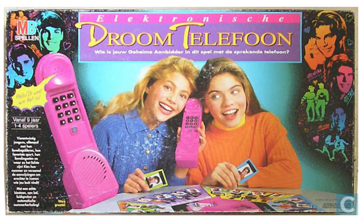 Droomtelefoon femfem