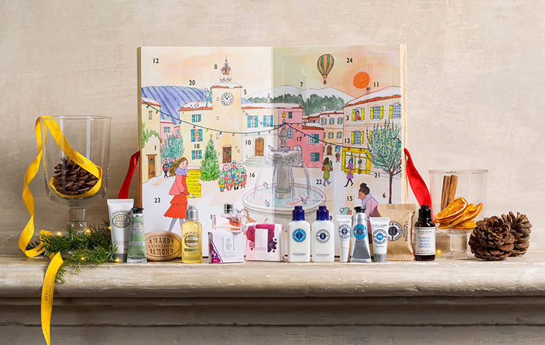 L'Occitane adventskalender femfem