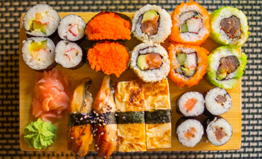 grootste sushifestival femfem
