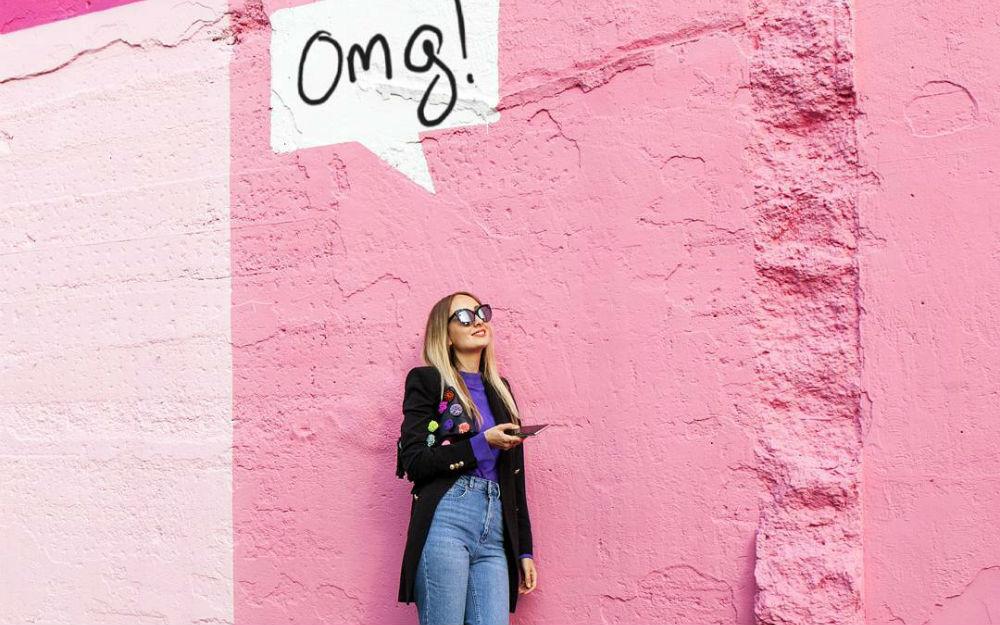 Bekend Deze roze muur in Rotterdam is speciaal gemaakt voor de perfecte  #BK79