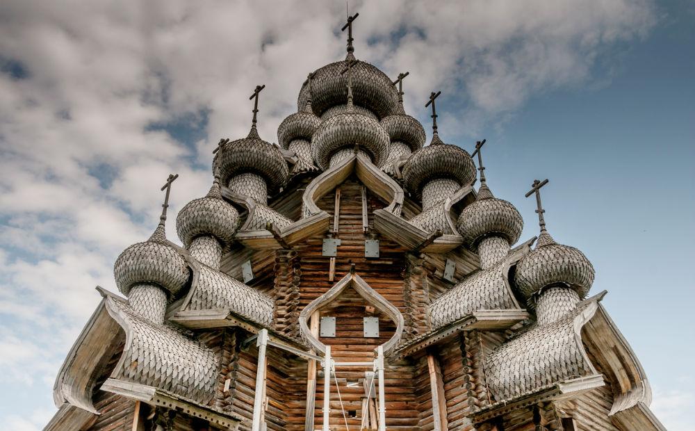 Kizhi rusland