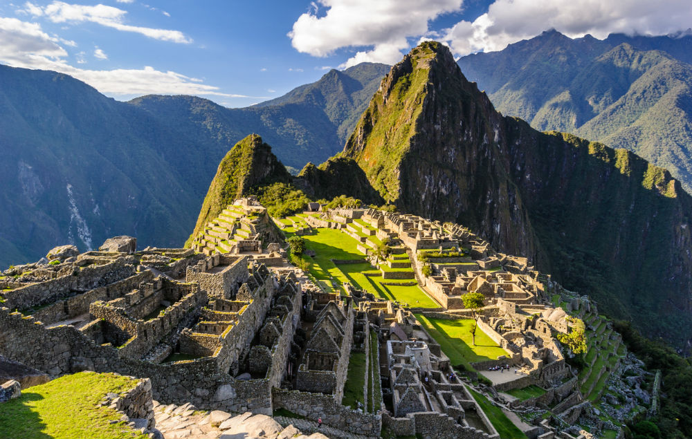 Machu Picchu fem fem
