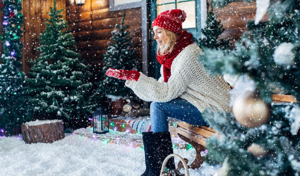 Droombaan met droomsalaris: huizen versieren tijdens kerst FEMFEM