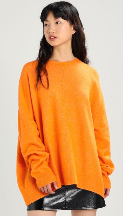 Oranje Trui.De Kleurtrends Voor 2018 En Hoe Je Deze Kunt Combineren Fem Fem