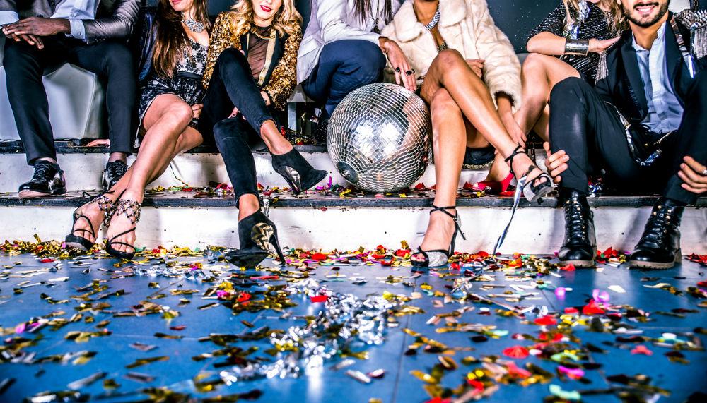 verschillende types tijdens oud en nieuw feestjes 2018 fem fem