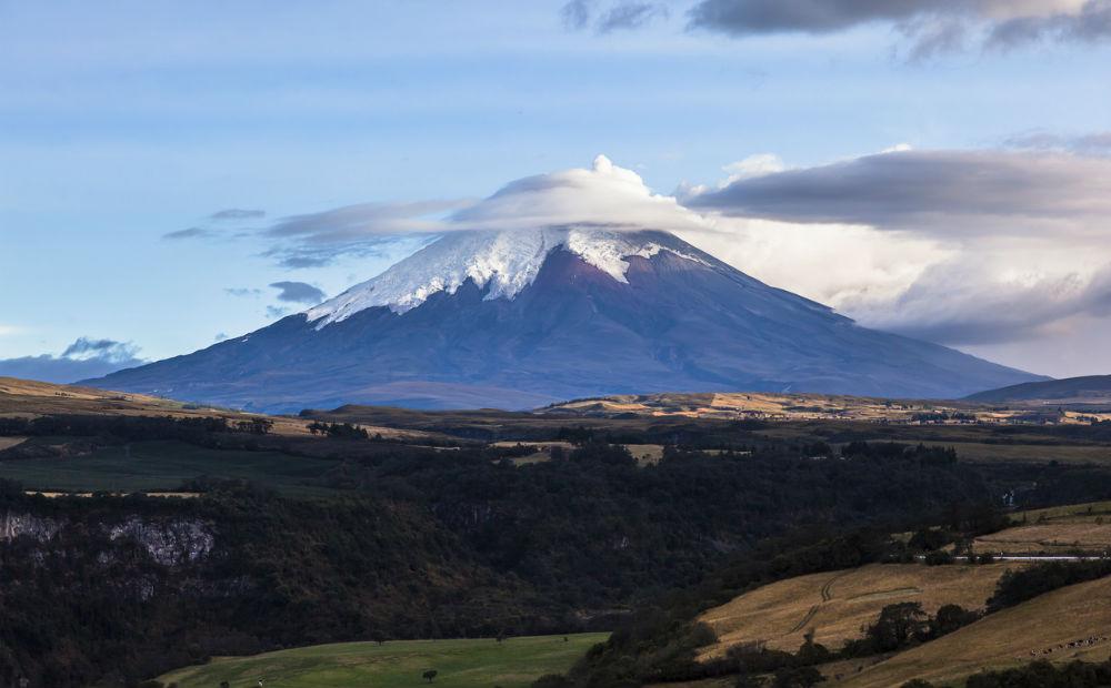 Avenida de los Volcanes Cotopaxi fem fem