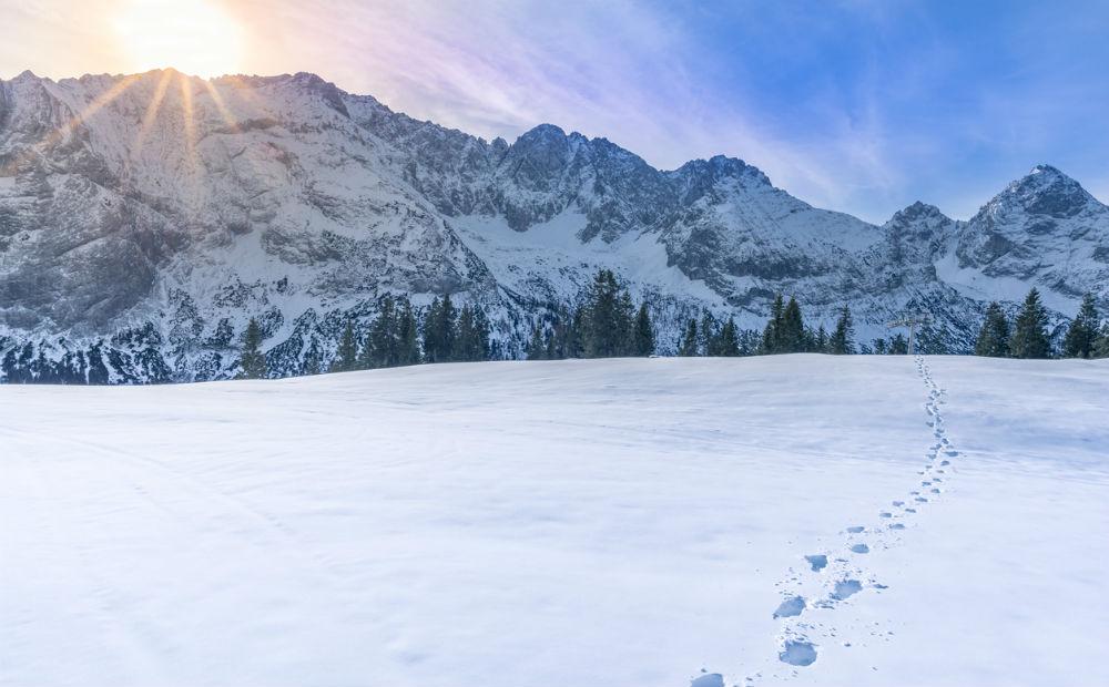 De Alpen fem fem