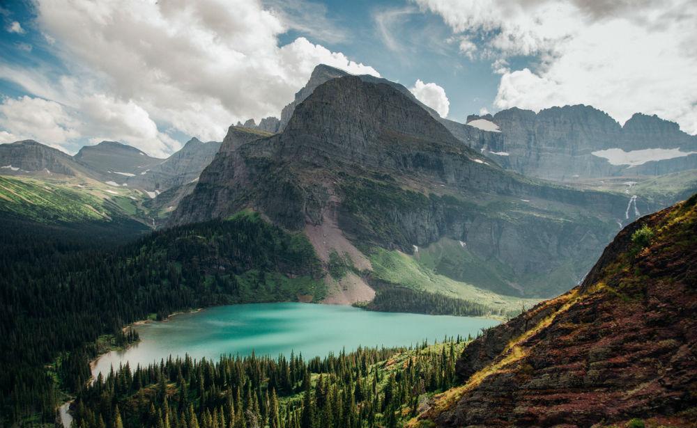 Glacier National Park Montana femfem