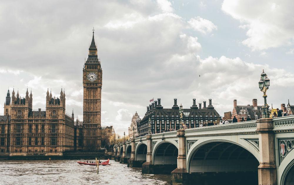 Londen stedentrip fem fem