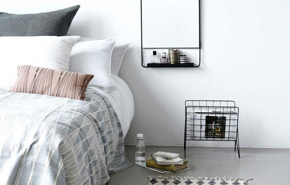slaapkamer organiseren en minimaliseren femfem
