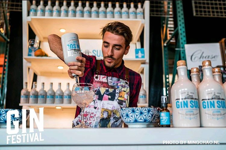 Foto via @ginfestivalamsterdam