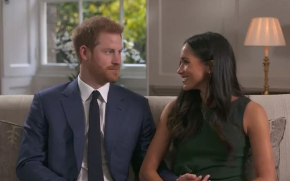 Dit is hoe het huwelijk van prins harry en meghan markle