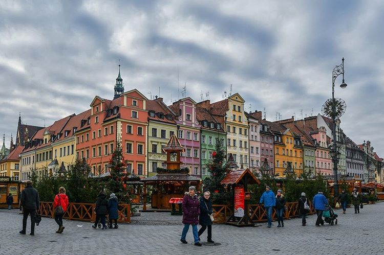 Foto via @wroclaw_official