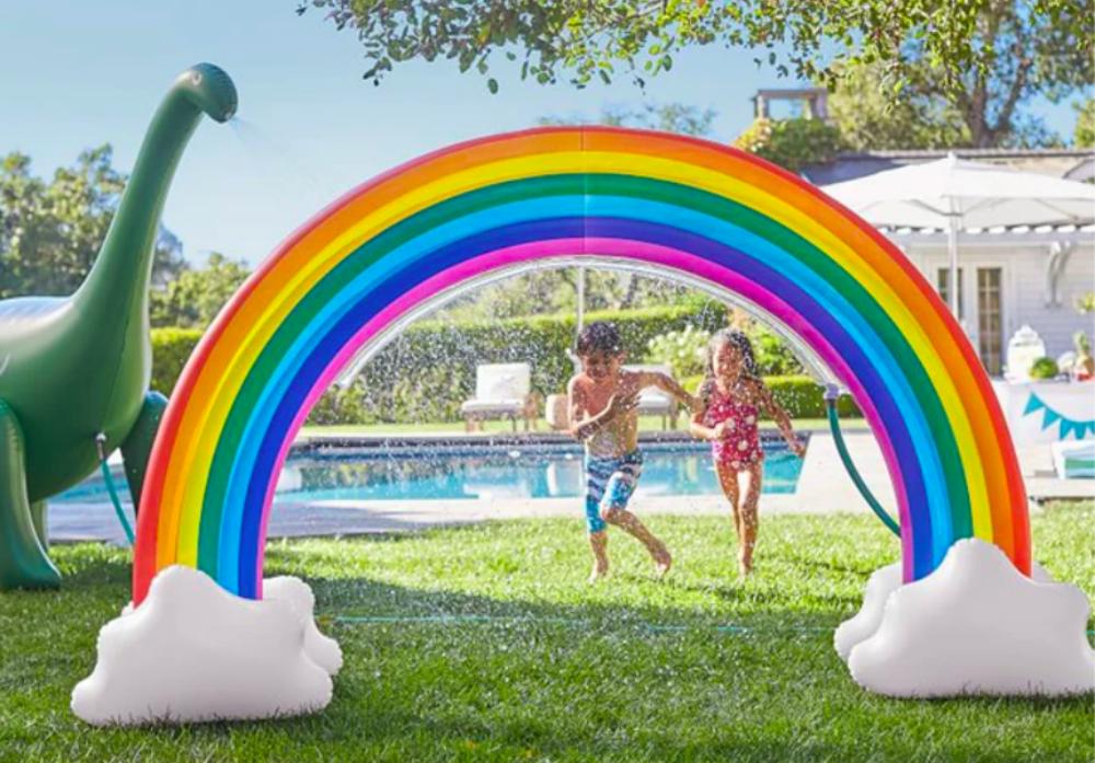 opblaasbare regenboog Fem Fem
