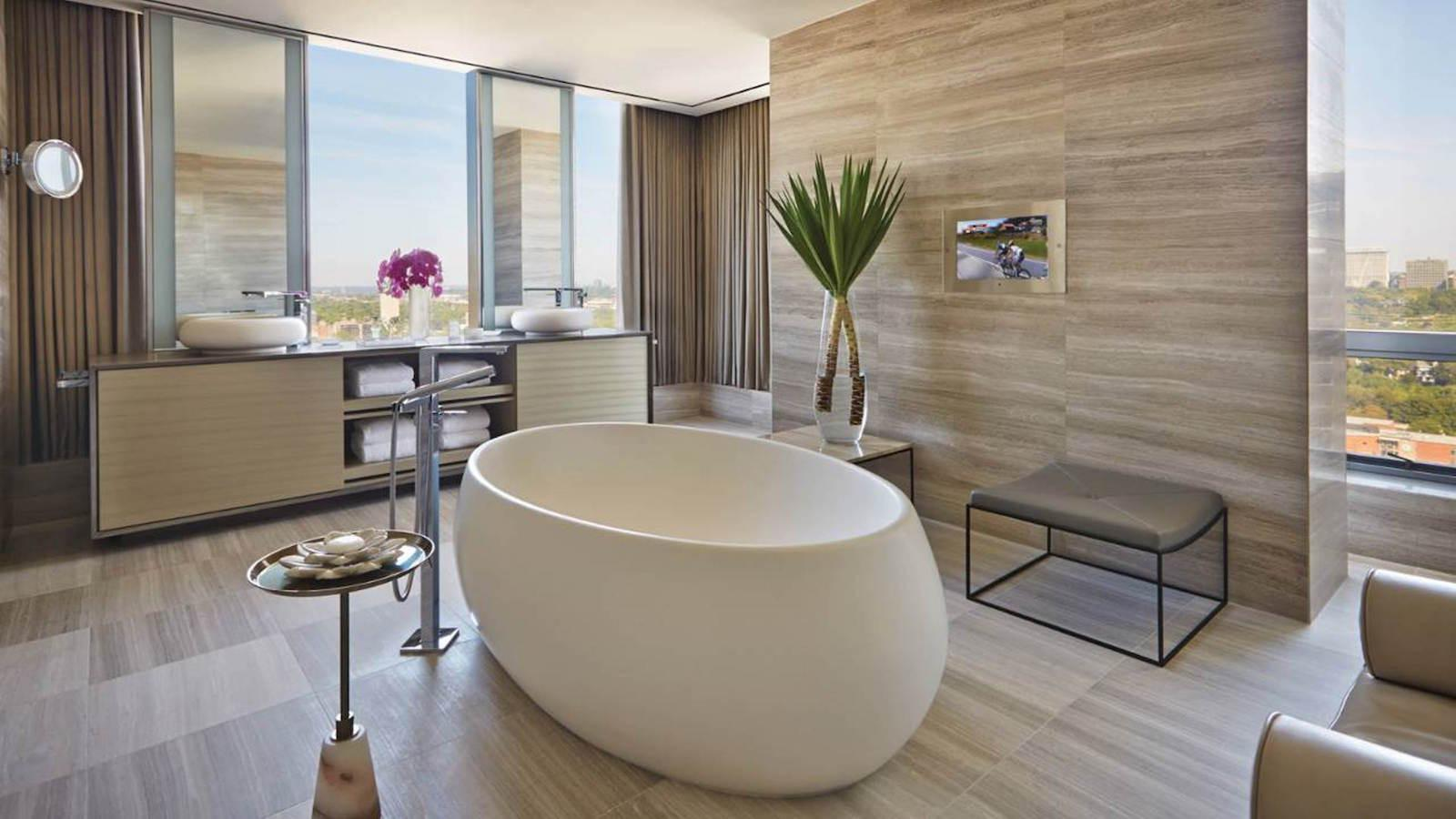 Bucketlist-material: de mooiste hotelbadkamers ter wereld | FEM FEM