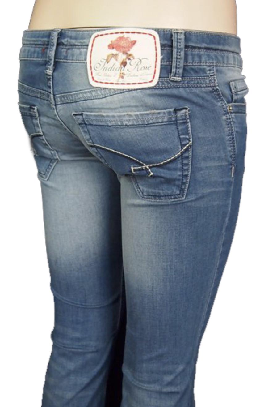 6cd3fb39afebfd Wanneer je bukte was de kans groot dat je string er boven uitkwam. Oeps.  Maar cool was je in ieder geval wél als je deze jeans droeg.