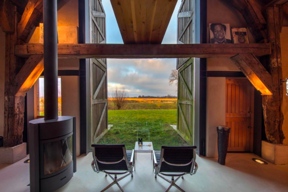 Ultieme droom woonboerderij te koop in nederland fem fem for Woonboerderij te koop