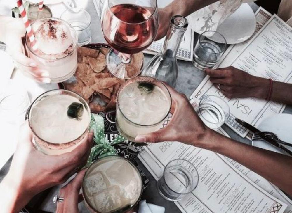 zomerstemming cocktails Bacardi FEM FEM