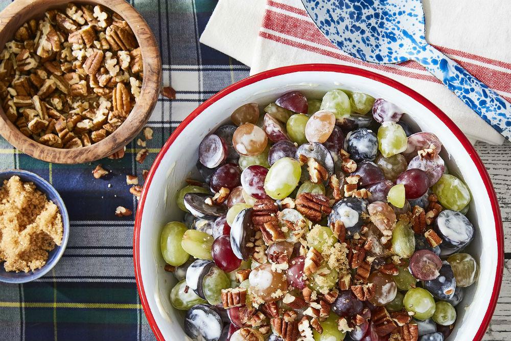 Druiven salade FEM FEM