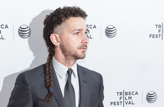 NEW YORK, NY - APRIL 16: Actor Shia LaBeouf attends a screening of 'LoveTrue' during 2015 Tribeca Film Festival at SVA Theatre 2 on April 16, 2015 in New York City. (Photo by Noam Galai/WireImage)